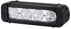 THL 10W CREE SINGLE ROW LED LIGHT BARS