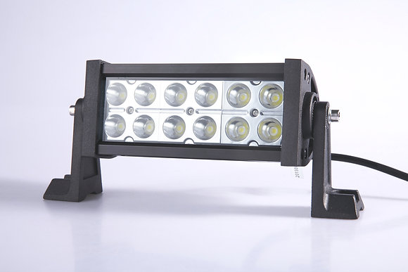 THL 3W CREE DUAL ROW LED LIGHT BARS
