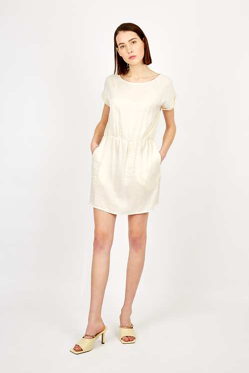 simple T-dress