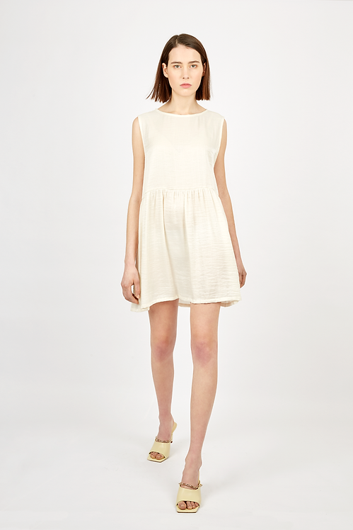 Simple Sleeveless T-dress