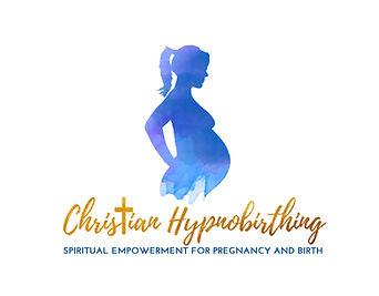 Christian Hypnobirthing Pregnancy App Logo