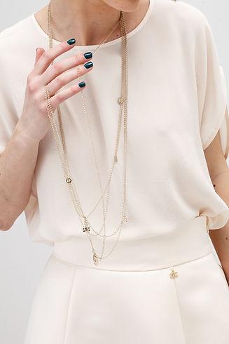 Mode in Weiß