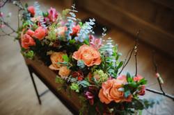 Raised Flower Box