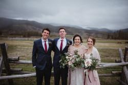 Devils Thumb Ranch Wedding