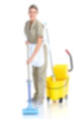 Reinigungskraft für Untermenzing