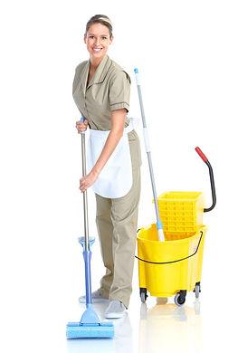 Reinigungskraft für die Isarvorstadt
