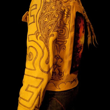 Leatherburned Buck Skin jacket (2008)