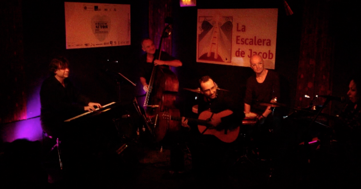 """Ade"" jazz-flamenco quartet"