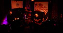 """""""Ade"""" jazz-flamenco quartet"""