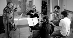 Recording string