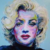 Marilyn's portrait (Sold)
