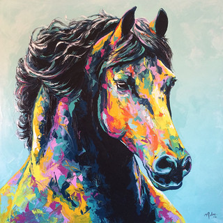 Equine No. 5 (Sold)