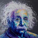 Albert Einstein (Sold)