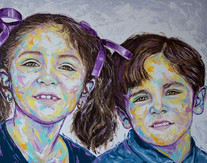 Kids commission (Sold)