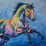 Equine No. 8 (Sold)