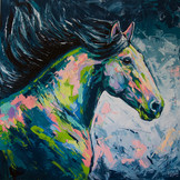 Equine No. 9 (Available)