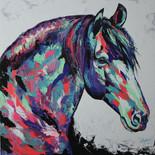 Equine No. 4 (Sold)