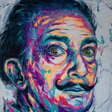 Dali's portrait (Available)