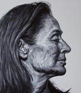 Leticia's portrait (Sold)