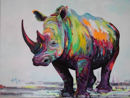Rhino No. 1 (Sold)