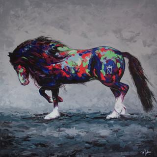 Equine No. 6 (Sold)