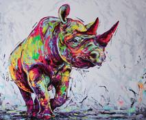 Rhino No. 4 (Sold)