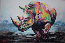 Rhino No. 2 (Sold)