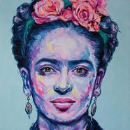 Frida's portrait (Available)