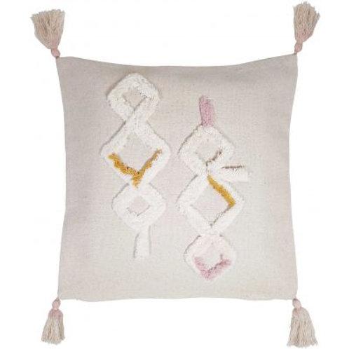 Lara Diamond Cushion
