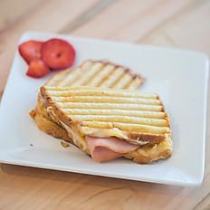Ham or Turkey Panini