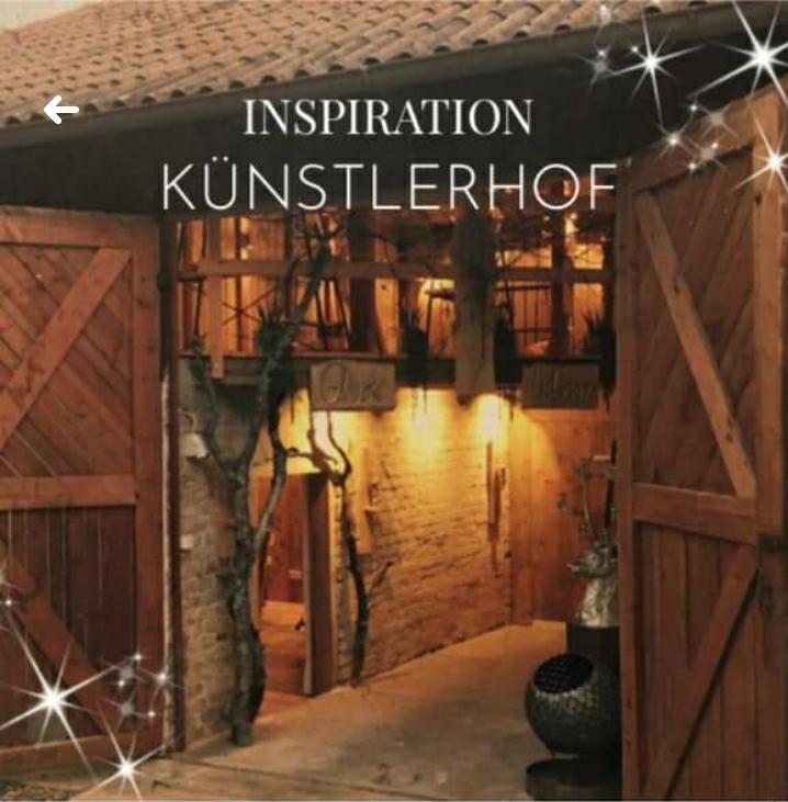 Inspiration Künstlerhof Bad Birnbach Asenham