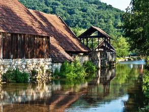 A csodás borsodi kis falu, ahol 4 patak folyik egybe