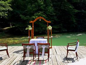 Újabb esküvőnek adott otthont a Tengerszem Hotel és Étterem