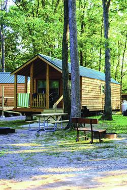 Sonorisation dans camping