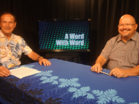 A Word With Ward – Habitat for Humanity