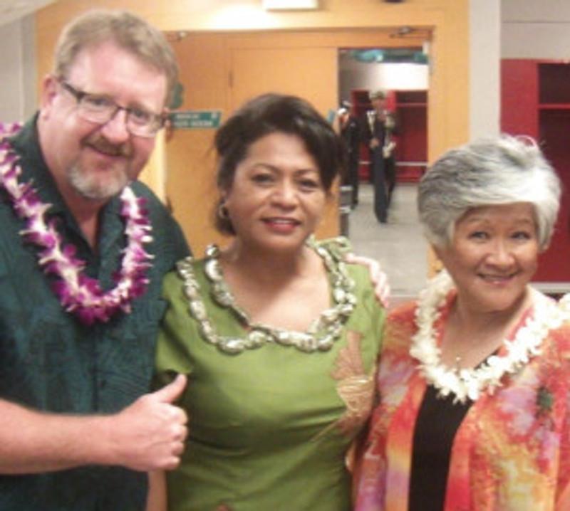 Mocdermott Utu McDermott and Mrs Takamori