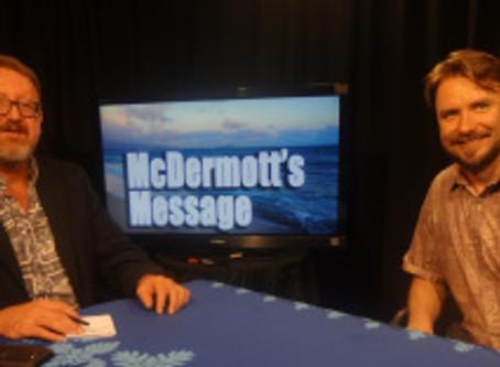 McDermott's Message  Campbell High School Oct 2015