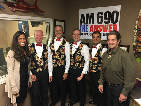 The Mike Buck Show with guest Rep. Tupola Feb 13, 2017 -Audio Only