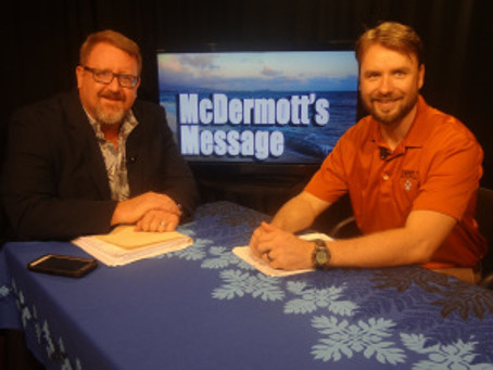 McDermott's Message with Michael Wooten – Educational Values