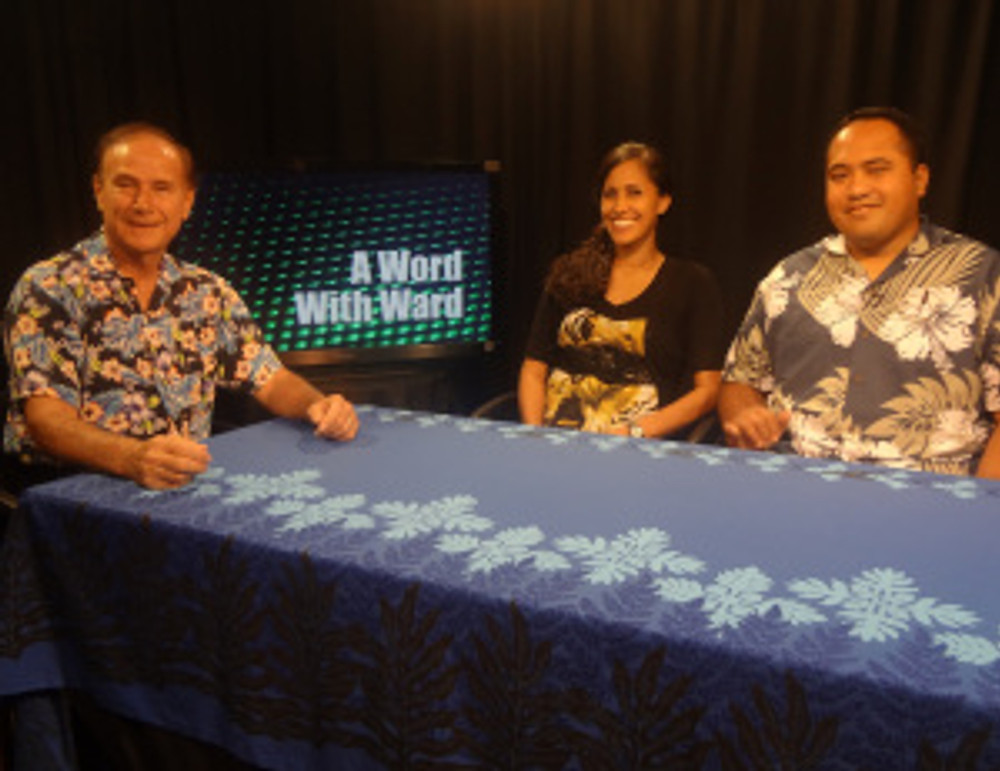 Reps Pouha Tupola and Ward Olelo show Dec 2014