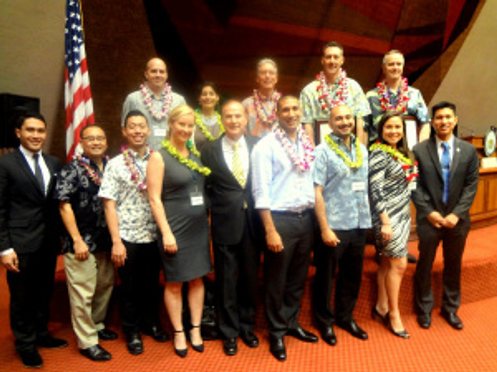 Hawaii Venture Capitoal - Chamber # 2