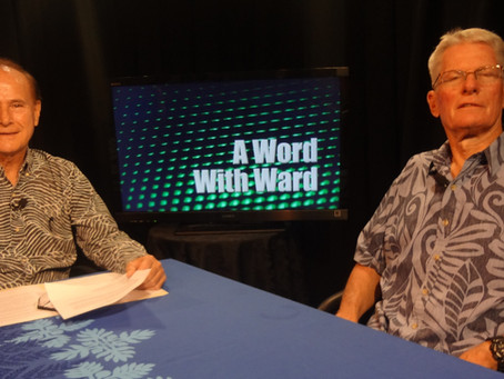 A Word With Ward – Rep. Ward Addresses Drones – May 2017