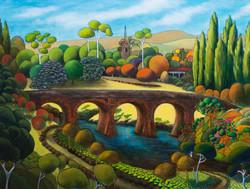1674 Richmond Bridge