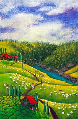 1685 Valley of Plenty