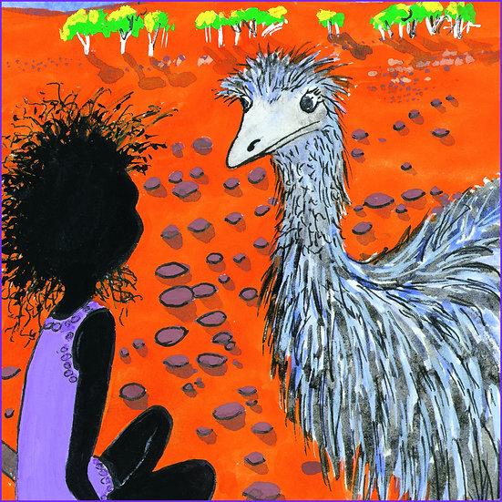 Aussie Emu