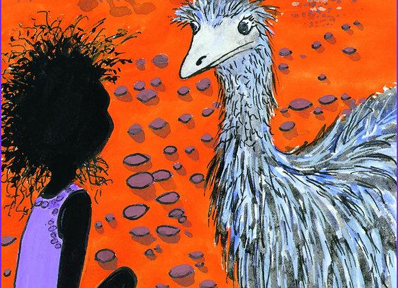 867. Aussie Emu