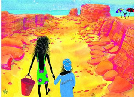 1010. Life's a Beach