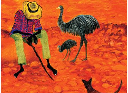 1172. Old Man Emu