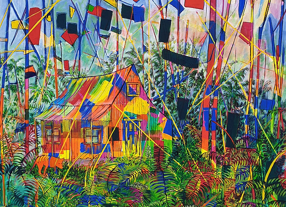 802.  A Very Colourful Place
