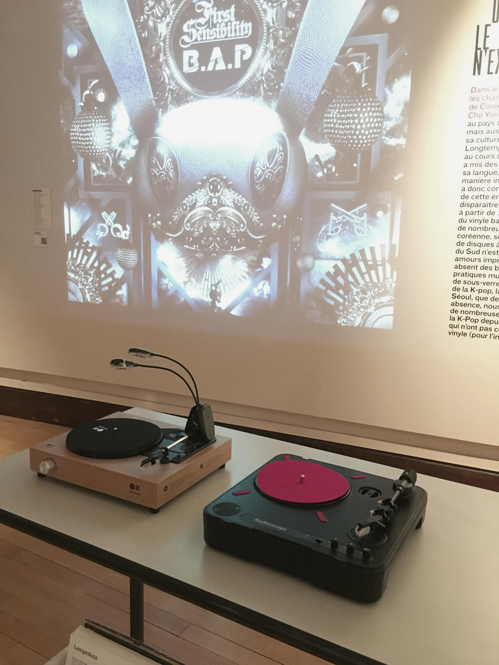 Magma - Tourne-disques phonotropiques
